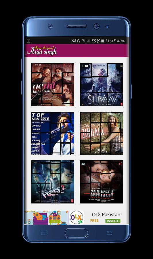 Songs Of Arijit Singh for Android - APK Download