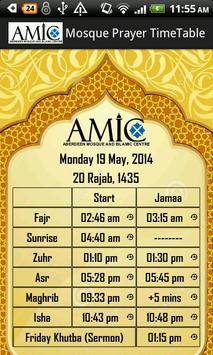 AMIC Aberdeen Mosque screenshot 2