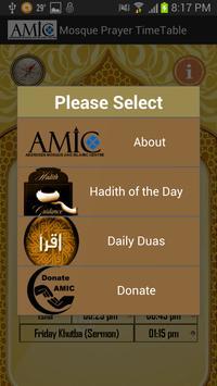 AMIC Aberdeen Mosque screenshot 4