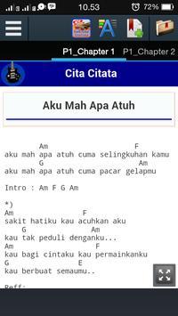 Kunci Gitar Cita Citata apk screenshot