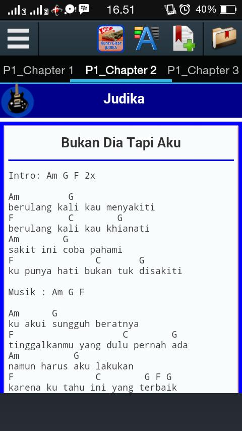 Kunci Gitar Judika For Android Apk Download