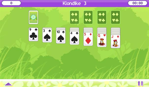 365 Solitaire Mania FREE apk screenshot