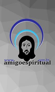 Web Rádio Amigo Espiritual poster