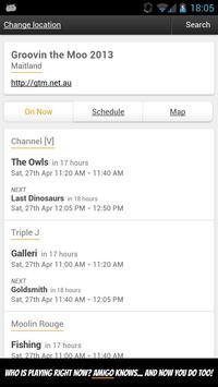 Groovin the Moo 2013 screenshot 1