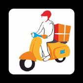 Radius Delivery icon