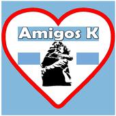 AMIGOS K icon