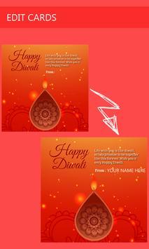 Name on Diwali Greetings Cards apk screenshot