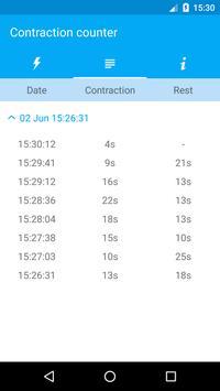Contractions screenshot 1