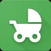Baby tracker - feeding, sleep and diaper-icoon