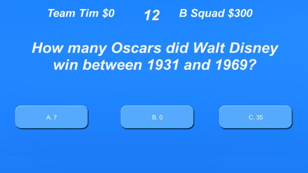 Trifecta Trivia apk screenshot
