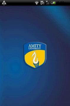 Amity University poster