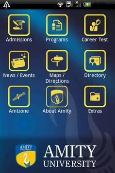 Amity University screenshot 1