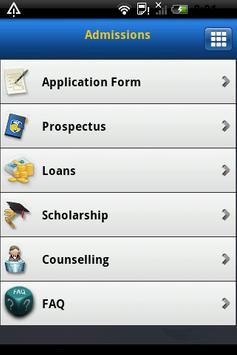 Amity University screenshot 2