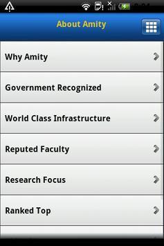 Amity University screenshot 4