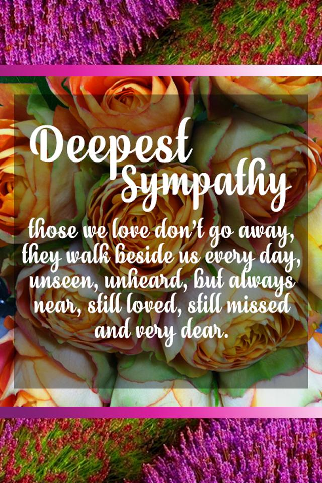 Condolences and Sympathy Messages for Android - APK Download