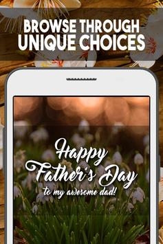 Fathers Day Cards screenshot 2