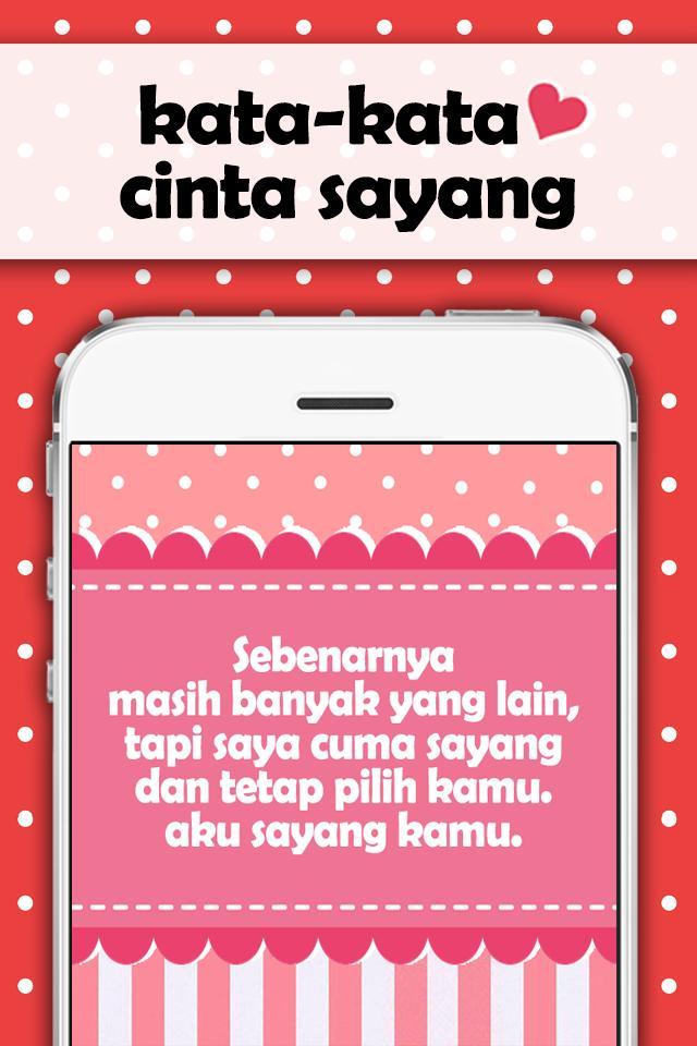 Kata Kata Cinta For Android Apk Download