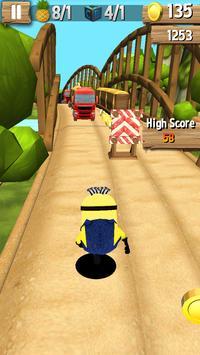 Subway Banana Jungle Run screenshot 2