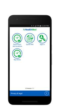 RxHealthMed poster
