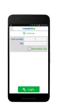 RxHealthMed screenshot 2