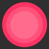 Dot Rush Dark icon