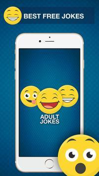 Dirty Jokes : Free Adult Jokes poster