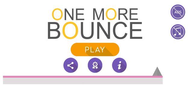One More Bouncer apk screenshot