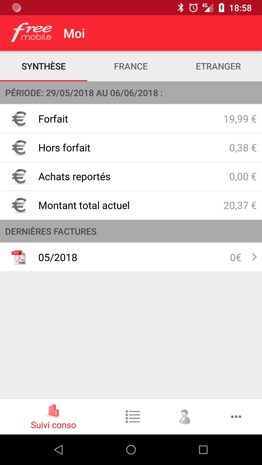 Free Mobile Mon Compte Pour Android Telechargez L Apk