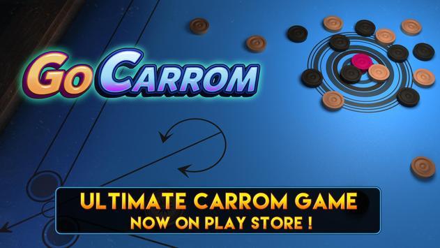 Go Carrom poster