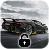 Sports Cars AMOLED Wallpapers for unlock screen icon