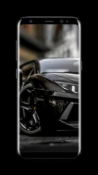 Sports Cars AMOLED Wallpapers for unlock screen screenshot 3