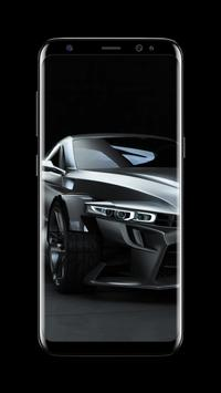 Sports Cars AMOLED Wallpapers for unlock screen screenshot 5