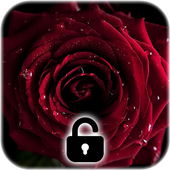 Flowers AMOLED Wallpaper for lock screen icon