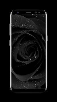 Flowers AMOLED Wallpaper for lock screen screenshot 3