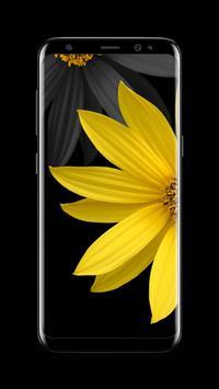 Flowers AMOLED Wallpaper for lock screen screenshot 5