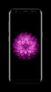 Flowers AMOLED Wallpaper for lock screen screenshot 8