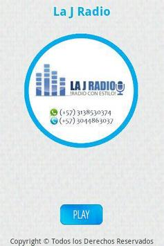 La J Radio ¡Con Estilo! apk screenshot
