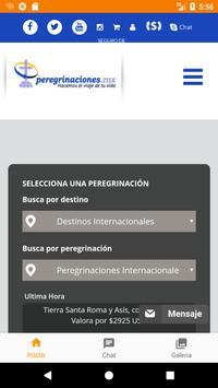 Peregrinaciones.mx poster