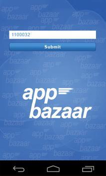 appBazaar-customerApp poster