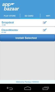 appBazaar-customerApp apk screenshot