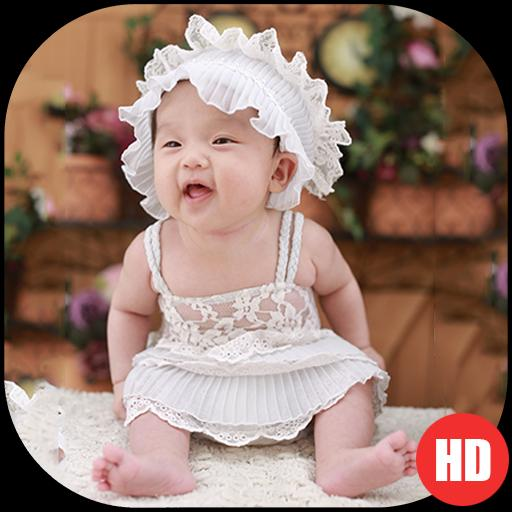 Cute Baby Wallpapers Hd Adorable Baby Pics For Android Apk