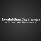 Amma : Jayalalitha (R.I.P ) icon