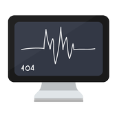 Server monitor icon