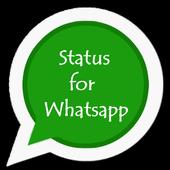 Latest Whatsap Status icon