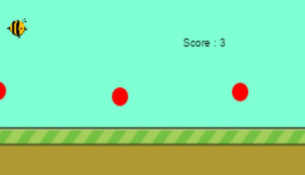 flappy dots poster