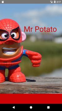 Mr Potato Pro poster
