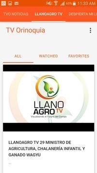 Tv Orinoquia screenshot 9