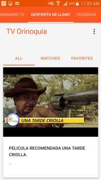Tv Orinoquia screenshot 10