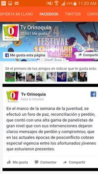 Tv Orinoquia screenshot 18