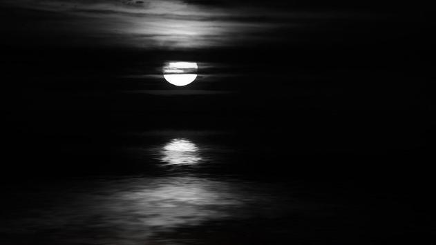 Dark Moonlight.Black wallpaper screenshot 4